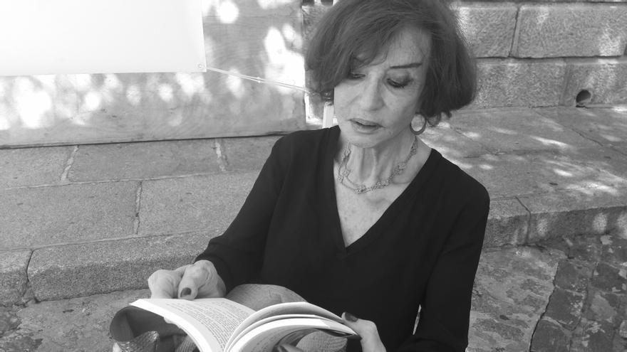 La poeta libanesa Venus Khoury-Ghata