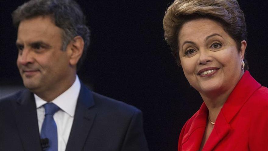 El vencedor de las presidenciales tendrá que reunificar un Brasil polarizado
