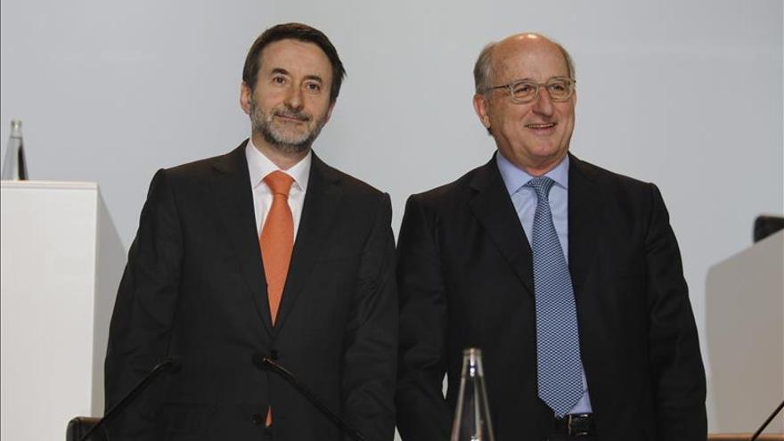 Brufau llega a Bolivia para anunciar con Morales logros en campo de gas