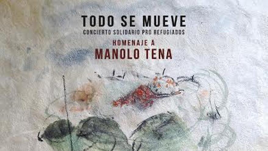 Concierto homenaje Manolo Tena
