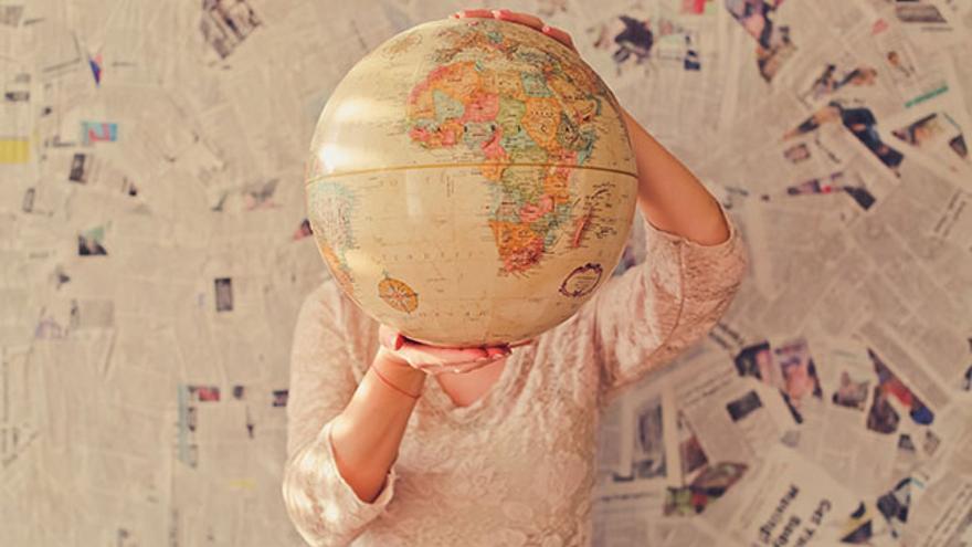 Billete round the world o vuelta al mundo
