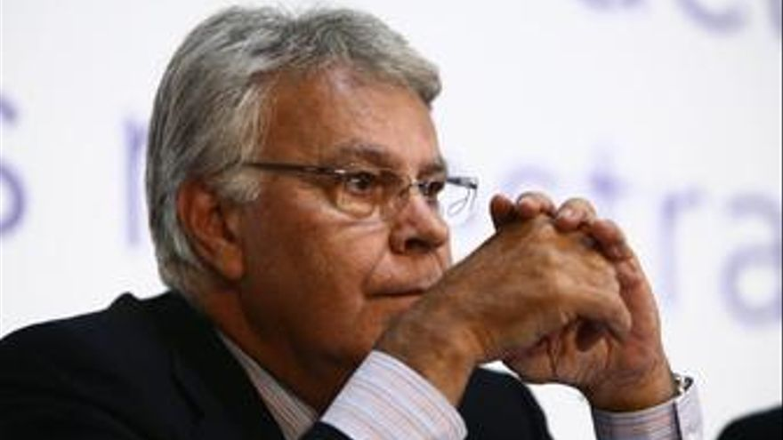 El Ex Presidente Del Gobierno Felipe González