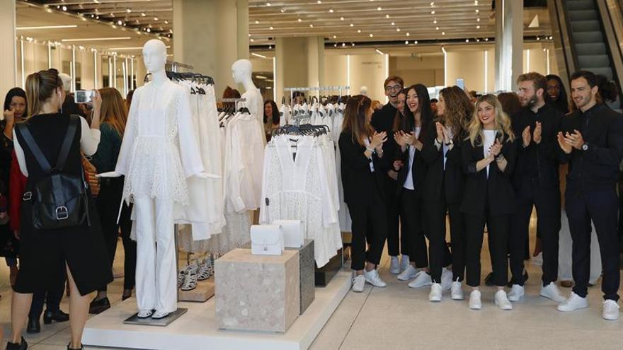 Madrid toma el pulso al Zara más grande del mundo