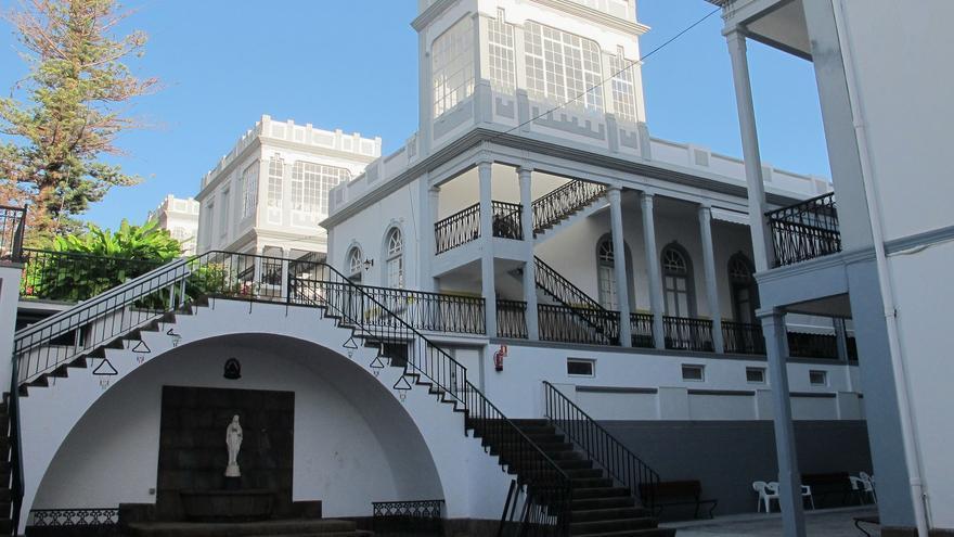 Hospital de Dolores de Santa Cruz de La Palma.