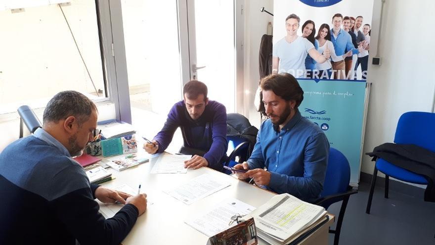 Faecta impulsa 96 nuevas cooperativas de trabajo en 2017, el 60% de las creadas en Andalucía