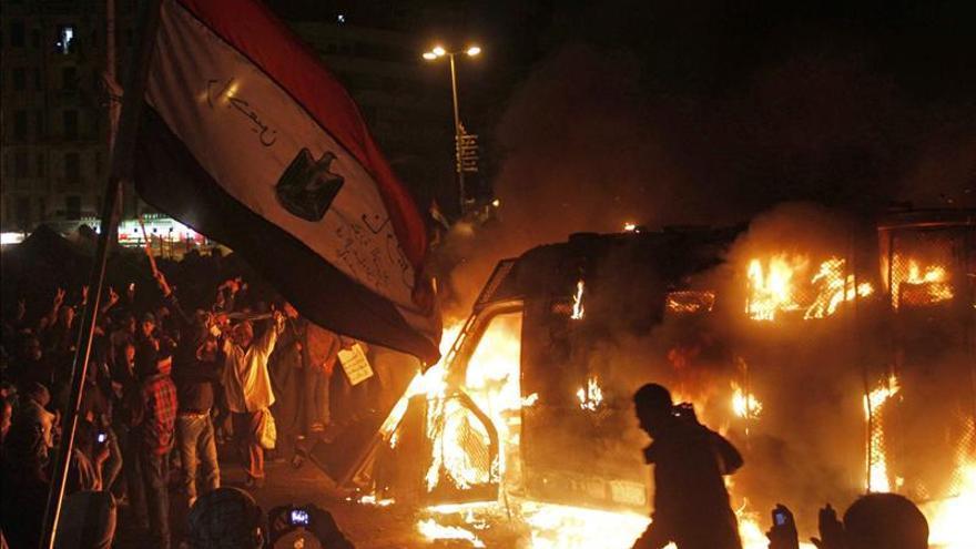 """El ministro de Defensa egipcio advierte de un posible """"colapso del Estado"""""""
