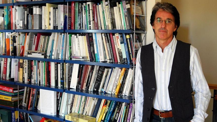 Julián Casanova   Foto Eduardo Bayona