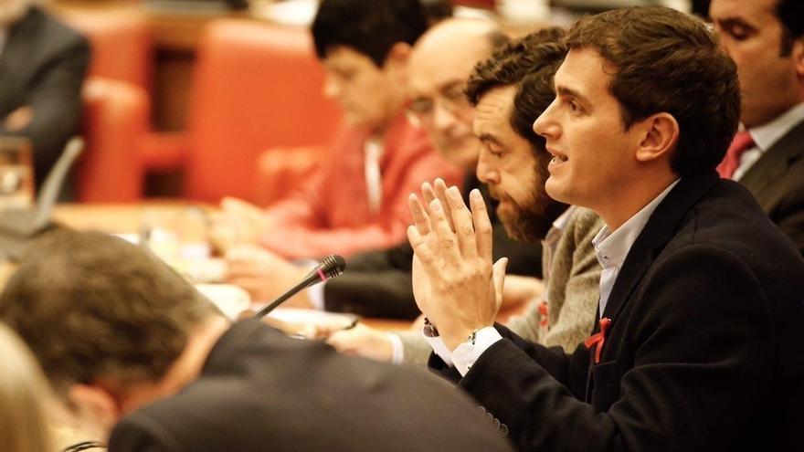 """Rivera dice que la decisión del TC vuelve a demostrar que el independentismo está en un """"callejón sin salida"""""""