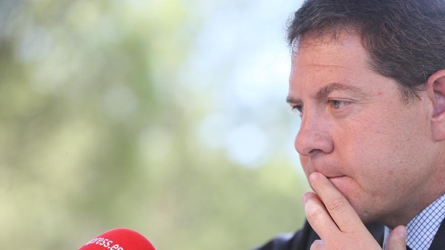 García-Page critica que los independentistas se presenten el 20D beneficiándose de las leyes que quieren saltarse