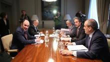 Navarra y el Estado negociarán un nuevo convenio para el TAV
