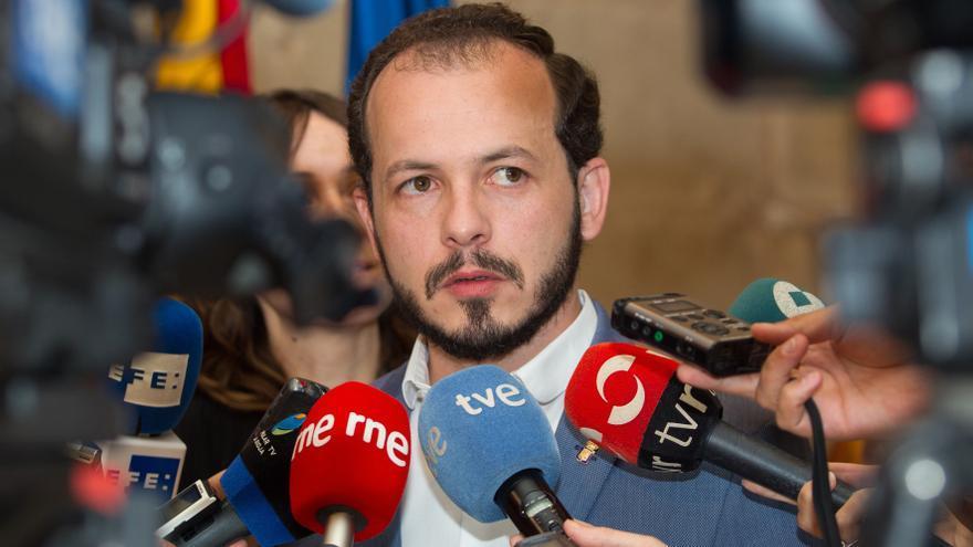 Dos de los cuatro concejales de Ciudadanos en Logroño abandonan el partido