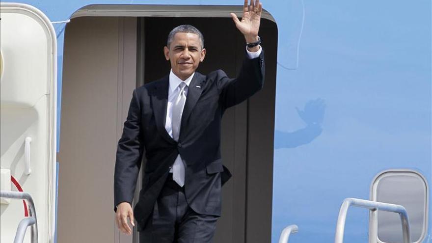 Obama vuelve a poner el énfasis en la economía y el empleo en su gira por Texas