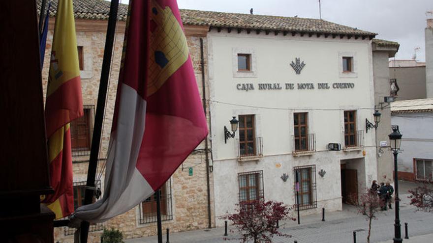 Caja Rural de MOta del Cuervo / Foto: Stéphan M. Grueso