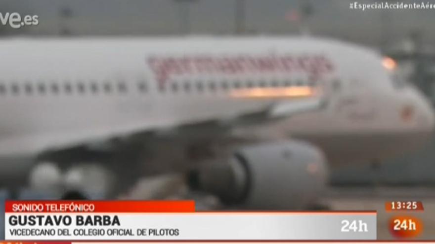 Gustavo Barba ha hablado en 24H de Rtve.