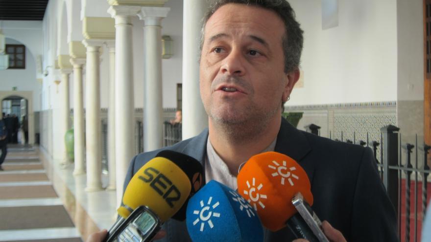 IU-LV pedirá en el Parlamento andaluz que la Junta denuncie la reforma ante el Parlamento Europeo