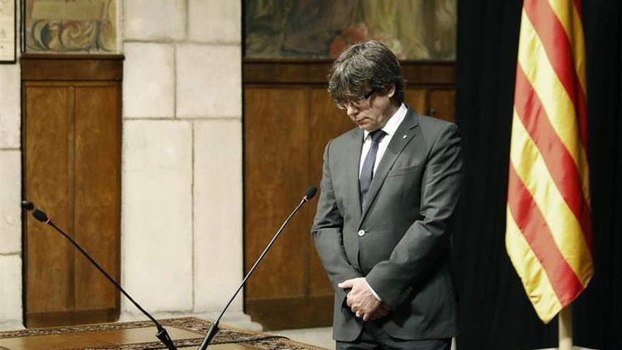 Puigdemont comparecerá en pleno la próxima semana para explicar los cambios en el Govern