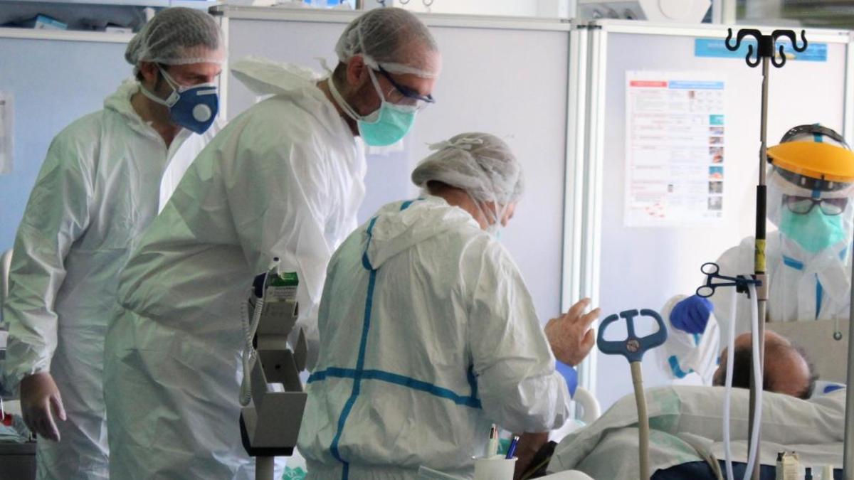 Coronavirus en Castilla-La Mancha