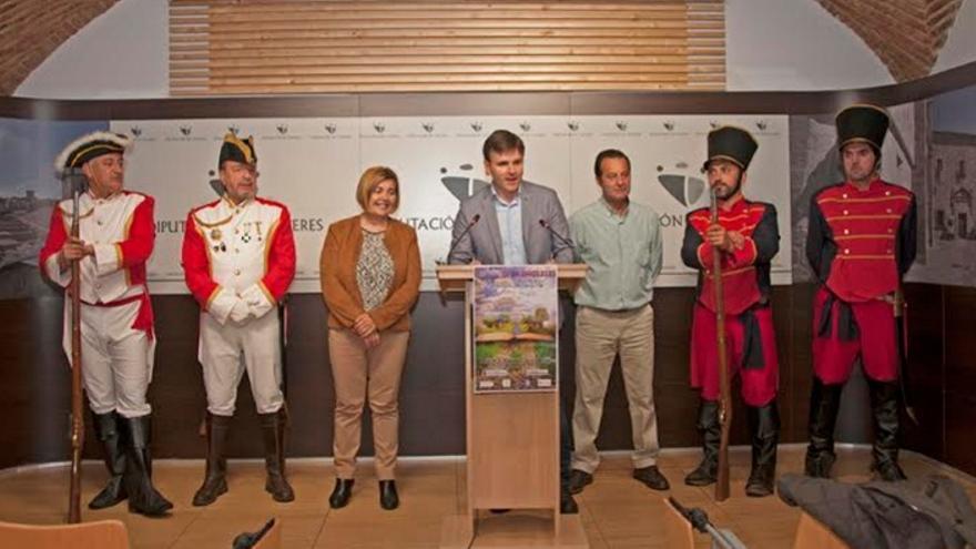 Presentación de la  XII Ruta de los Ingleses / Diputación de Cáceres