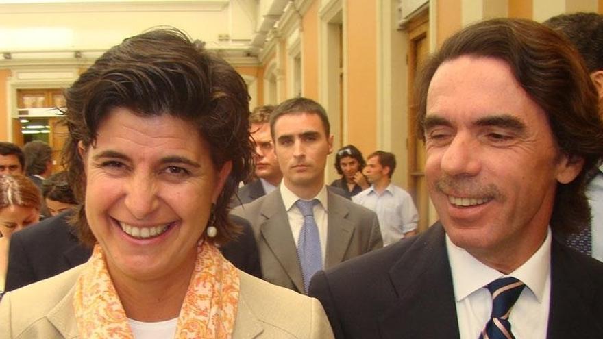 """Aznar, Mayor Oreja y San Gil, juntos el 23 de enero en un acto sobre """"el necesario fortalecimiento de España"""""""
