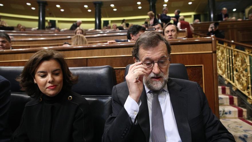 El TC vuelve a sentenciar contra la Mesa del Congreso por aceptar un veto del Gobierno Rajoy a una ley de la oposición