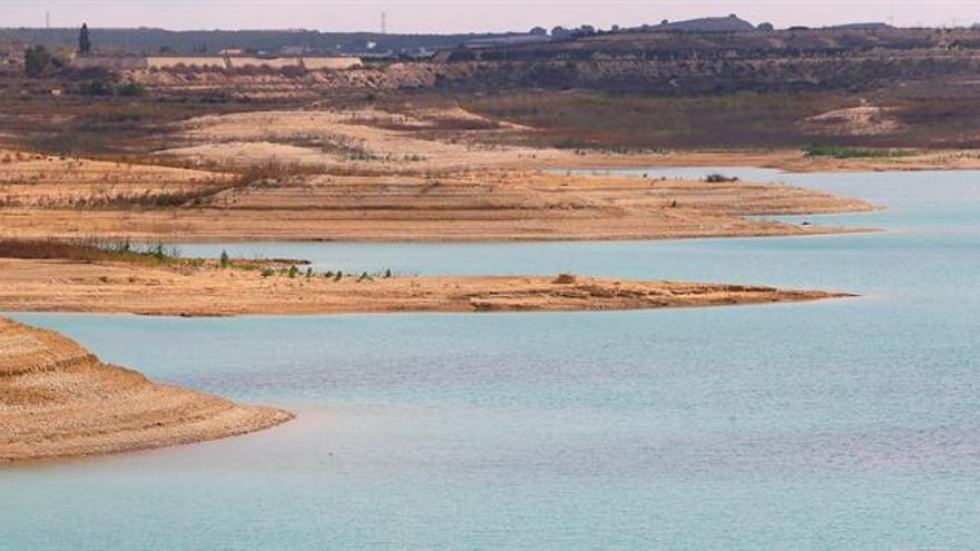 Los embalses españoles se sitúan en el nivel más bajo de agua desde 1995