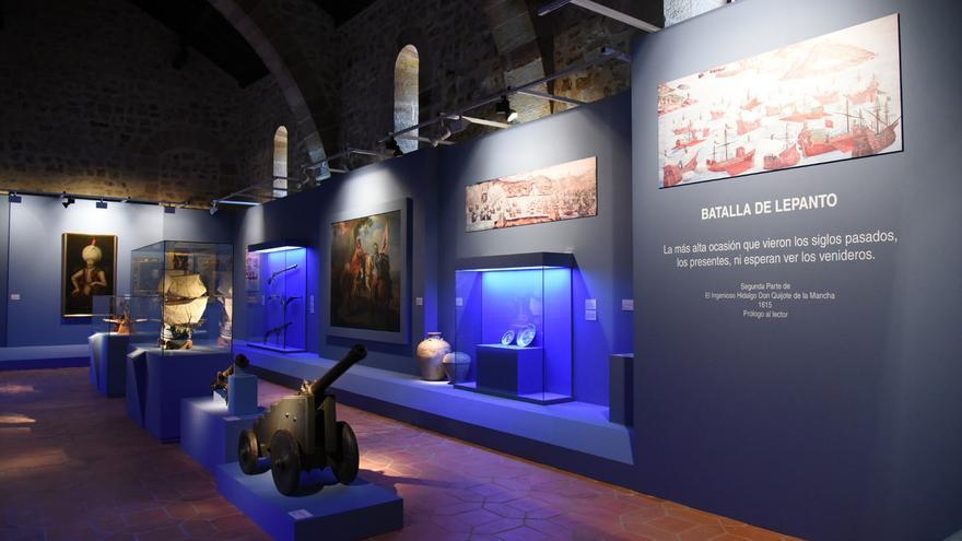 Exposición 'A tempora' en la catedral de Sigüenza