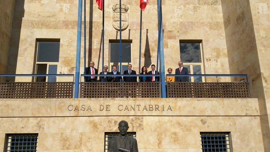 El Gobierno destinará 154.000 euros a las Casas de Cantabria