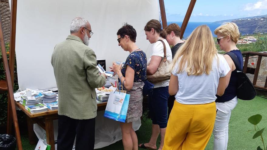 Turismo La Palma ha estado presente durante las últimas semanas en TUI Inside 2018-2019.