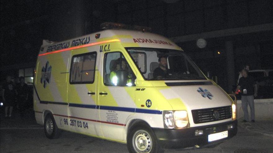 Seis personas resultan intoxicadas por gas en una casa de Turís (Valencia)