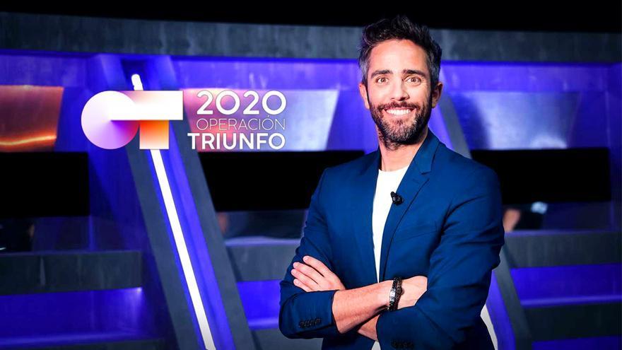 Roberto Leal en 'OT 2020'