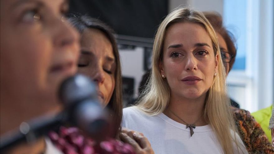 Tintori denuncia que un avión con opositores sufrió un sabotaje en Venezuela
