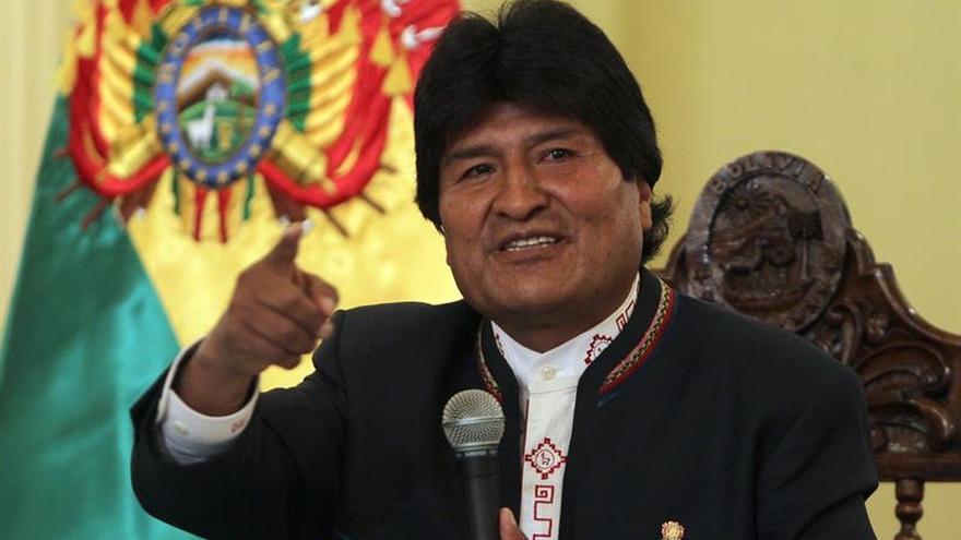 Evo Morales afirma que es posible una revolución sin balas