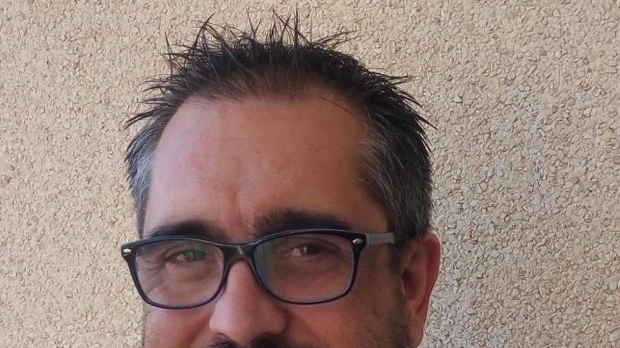 Raúl Gallego, formador del programa de orientación laboral 100%