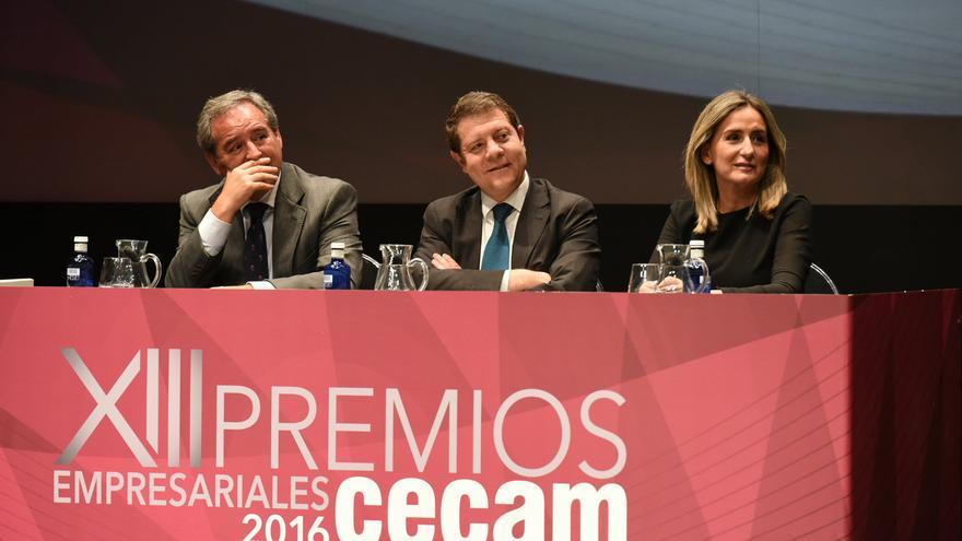 Un momento de la XIII edición de los Premios CECAM