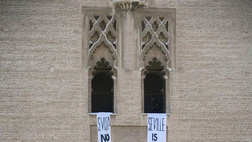 Cumbre Mundial de Turismo versus Sevilla Invisible ¿Para cuándo una cumbre de los barrios olvidados?