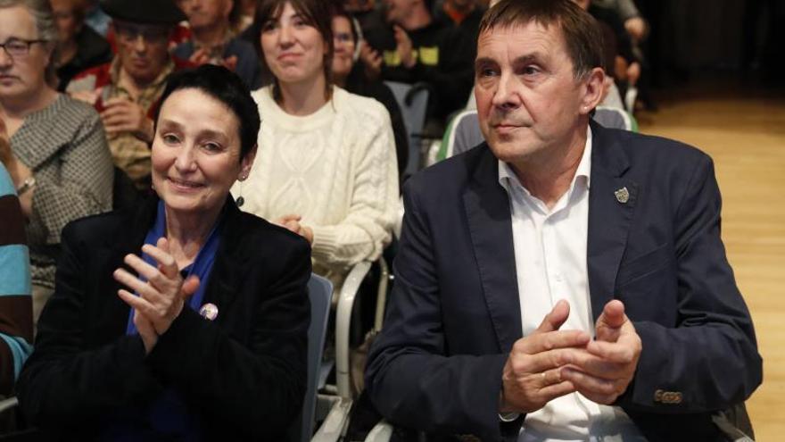Otegi y Marta Rovira firmarán en Ginebra el acuerdo entre EH Bildu y ERC