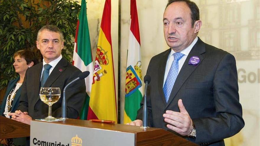 """Urkullu cree que EH Bildu hace una """"utilización interesada"""" del Plan de Paz"""