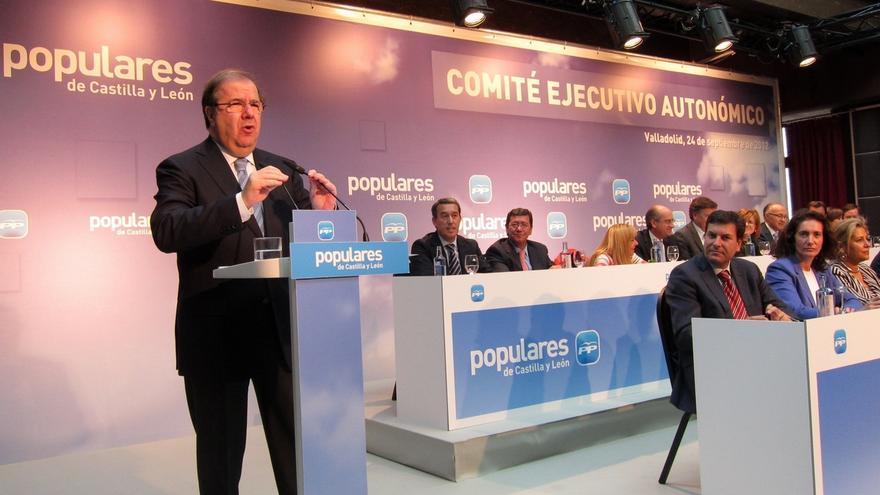 Herrera reconoce que propuso la renovación en el PP pero que las circunstancias han llevado a otra decisión