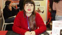 Ana Penyas, primera mujer en ganar el Premio Nacional del Cómic