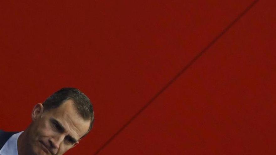 """Felipe VI expresa a Erdogan """"profundo pesar"""" y """"firme condena"""" del terrorismo"""
