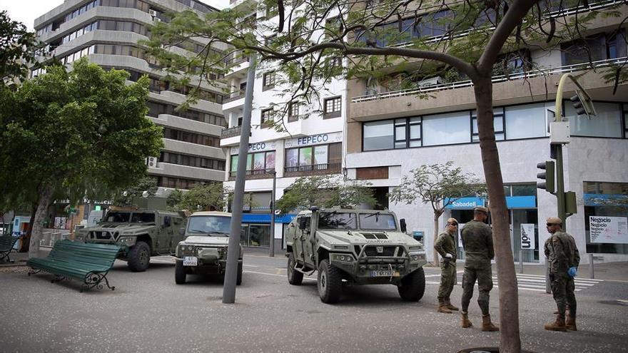 El Ejército inicia una nueva Operación Balmis: los militares vuelven a las calles a combatir la segunda ola de la pandemia