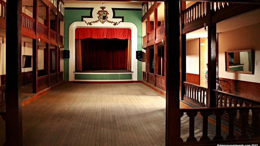 Imagen de archivo del Teatro Monterrey de El Paso. Foto: palmerosenelmundo.com