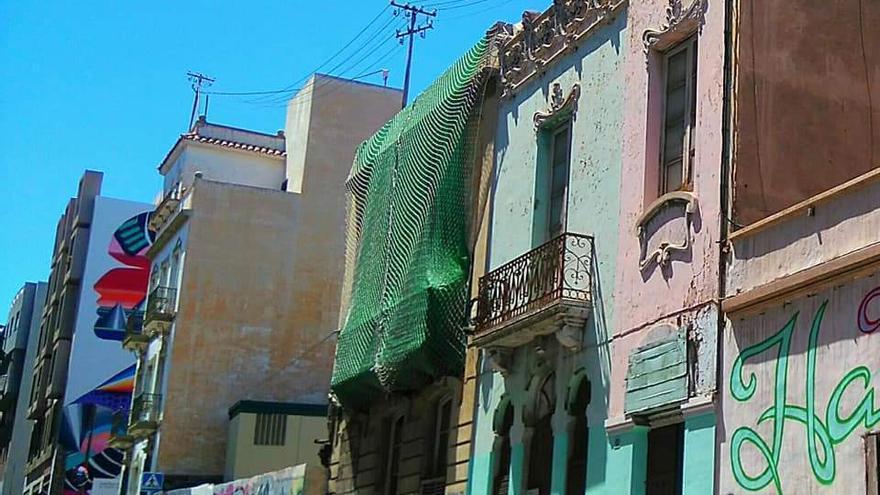 Casa Clavijo en Santa Cruz de Tenerife, otro de los edificios históricos que se pretende derribar.