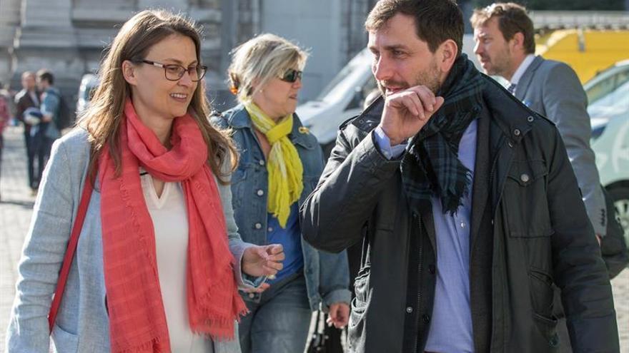 El juez belga aplaza la audiencia de los exconsejeros catalanes al 16 de mayo