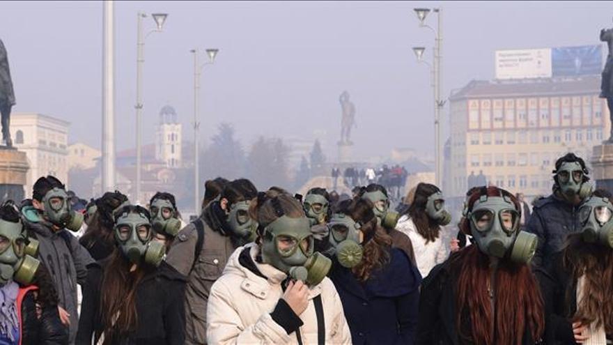 Las emisiones contaminantes de la industria y aviación se redujeron un 4,5 por ciento