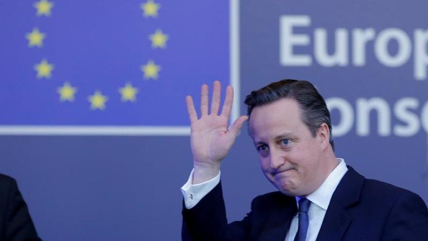 Cameron dice que anunciará la fecha de la consulta tras reunirse con su Gabinete