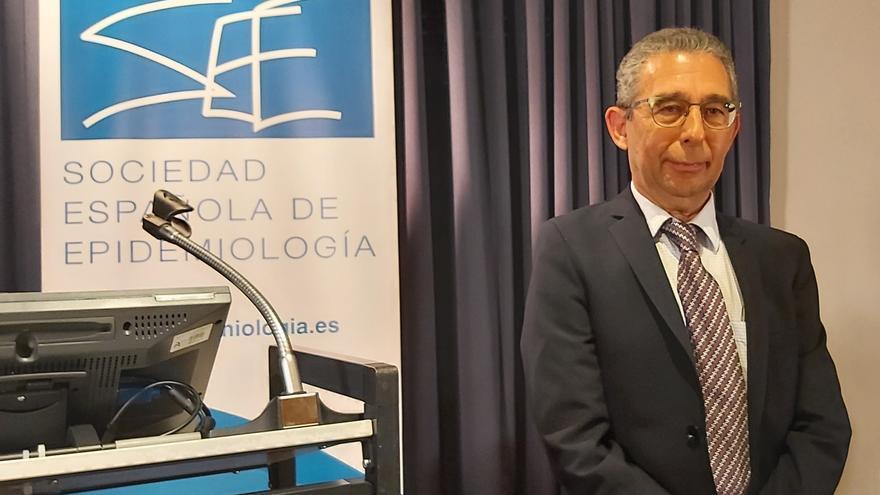 Pere Godoy, presidente de la Sociedad Española de Epidemiología.