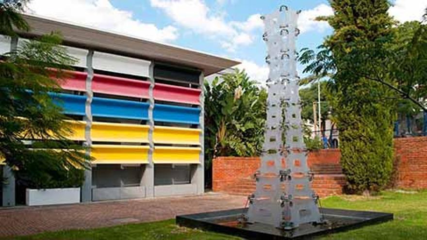 Museo Nacional de Artes Visuales de Uruguay.