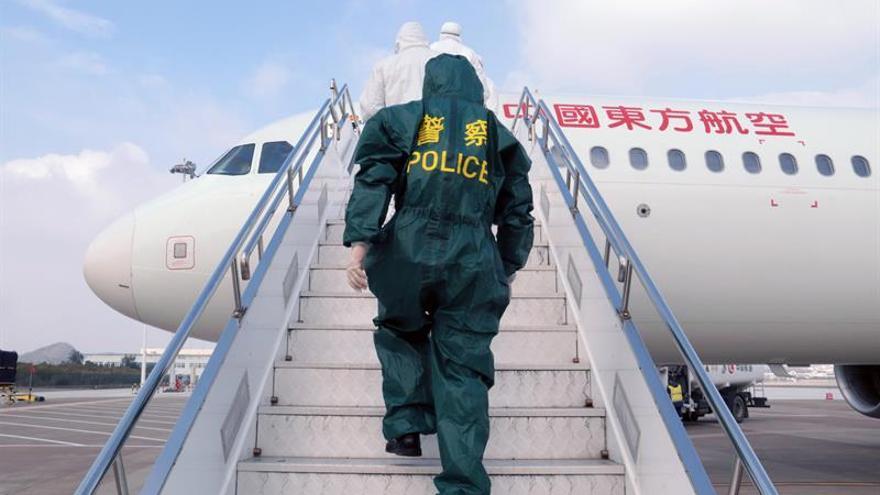 Filipinas repatriará a sus nacionales de la provincia china de Hubei