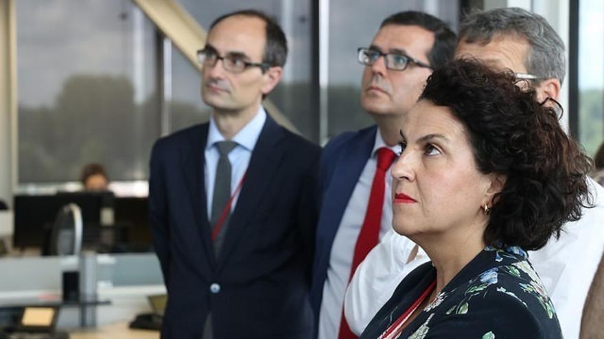 """Diputación de Gipuzkoa """"contrasta"""" su proyecto de centro de ciberseguridad con el instituto INCIBE"""